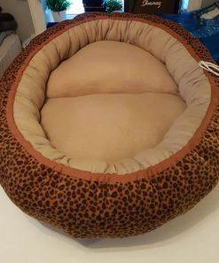 Mysbubbla 32 är en oval hundbädd som man kan få i olika storlekar. Vi skickar över hela landet mot en fraktavgift