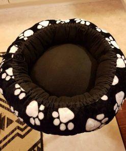 Mysbubbla 40 är en hundbädd som man kan få i olika storlekar. Vi skickar i hela landet mot en fraktavgift.